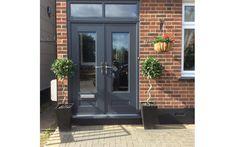 Inspire Me | Rockdoor Upvc French Doors, Flying The Nest, Front Door Porch, Doors Online, Composite Door, Protecting Your Home, Back Doors, Entrance Doors
