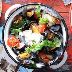 Recept - Mosselen op z'n Italiaans - Allerhande