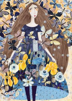 Spring by Kurti Andrea