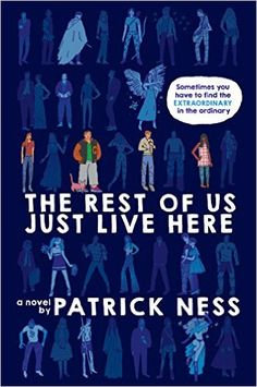 The Rest of Us Just Live Here (Signed Edition) - Livros na Amazon Brasil- 9780062435026