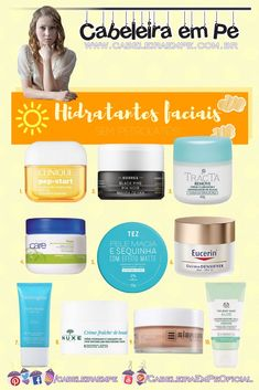 20 Cremes Faciais sem Proibidos - Rosto sem 'Petrolatos' - The Effective Pictures We Offer You About diy A quality picture can tell you many things. The Body Shop, Neutrogena, Innisfree, Make Me Up, Makeup Geek, Beauty Skin, Makeup Brushes, Bath And Body, Makeup Looks