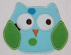57 best owl applique designs images owl applique applique designs