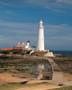 St Marys Lighthouse - Whitley Bay
