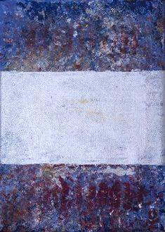 "Saatchi Art Artist Mattia Paoli; Painting, ""Silver river"" #art"