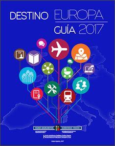 Comparto esta guía editada por elGobierno Vascocon toda la información que se necesita para viajar, trabajar y estudiar en Europa.