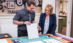 Home & Family - Tips & Products - Mat Your Photos Like the Pros | Hallmark Channel