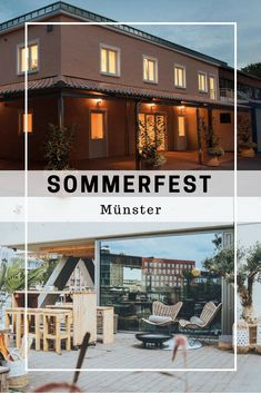 Top 20 Locations für Sommerfeste in Münster