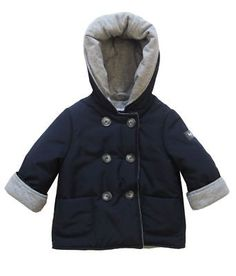 Outerwear 163399: Il Gufo Jacket Gm023-N0001 -> BUY IT NOW ONLY: $194.98 on eBay!