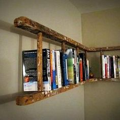 Re-purpose your ladder!