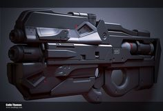 FUSE by Colin Thomas | Sci-Fi | 3D | CGSociety