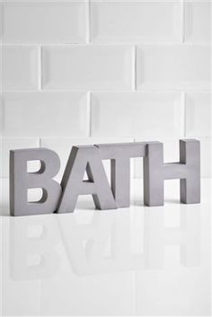 Bathroom Sign Next wooden bathe bathroom sign | next - wishlist | pinterest | uk