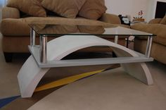 Cosmopolitan Handmade Custom Cast Concrete Coffee Table By Concrete Jungle Together With Concrete Coffee Table