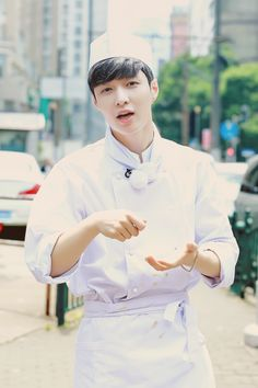 Chef Yixing