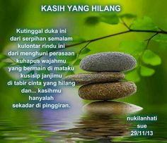 image Malay kasih oh kasih ko buat apa pun aku sayang