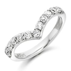 Diamond Enhancer Ring 1 5 Ct Tw Round Cut 14K White Gold I Love This