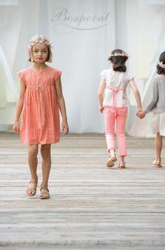 Cute simple little girls dress