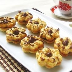 Nutella Cookies by Sara_Miki