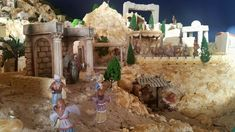 This Australian Nativity Scene has received accolades from all over and is totally awesome. Totally Awesome, Nativity, Scene, Display, Floor Space, Billboard, The Nativity, Birth, Stage
