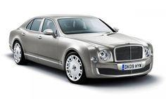 #Bentley #Mulsanne. El coche que sorprende por su aspecto y por sus cifras.