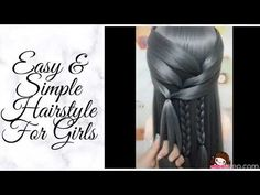 No matter how amazing long hair looks, it is a task to maintain and style it especially if you're doing it on a daily basis. Even though there are so many hairstyles ... Cool Hairstyles For Girls, Super Easy Hairstyles, Easy Everyday Hairstyles, Girl Hairstyles, Bold Hair Color, Hot Hair Colors, Hair Color For Women, Ponytail Hair Extensions, Ponytail Extension