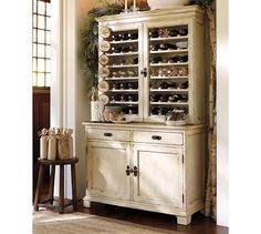 Look at this great new wine cabinet from PB!