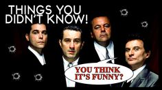 Behind-the-Scenes Facts About Martin Scorsese's Crime Film 'Goodfellas' That You May Not Have Known