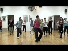 """SCREAM"" by Usher - Choreography by Lauren Fitz for Dance Fitness - YouTube"