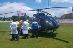 - Uno de los peregrinos fue trasladado al Hospital de Traumatología Lomas Verdes - Del contingente de peregrinos se reportaron...