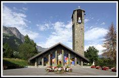 Eglise Notre-Dame-de-Toute-Grâce [1937-46]-  plateau d'Assy (Passy)