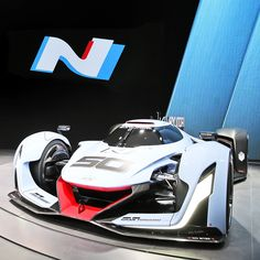 #현대자동차 가 #2015 #프랑크푸르트_모터쇼 에서  #N 2025 #비전그란투리스모 를 공개합니다!  #Hyundai_Motor shows the N 2025 #VisionGranTurismo to at 2015 #Frankfurt_MotorShow