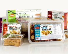 Get Dinner Ready in Record Time with Tasty Asian Dishes from Fine Choice Foods-Giveaway Spring Rolls, Tasty Dishes, Giveaways, Casseroles, Asian, Foods, Dinner, Vegetables, Drinks