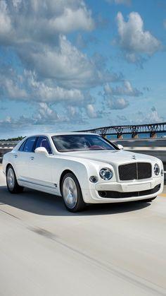 2013 Bentley Mulsanne Mulliner   Luxury Cars   Pinterest   Bentley ...