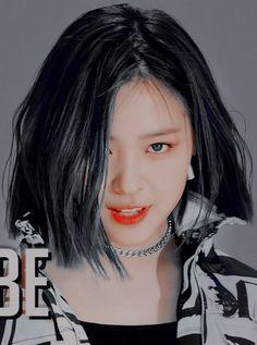 Kpop Girl Groups, Korean Girl Groups, Kpop Girls, Kpop Aesthetic, Aesthetic Girl, Hair Reference, Cute Icons, South Korean Girls, My Idol