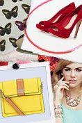 Spring Summer 2014 Fashion Trend Guide (Glamour.com UK)
