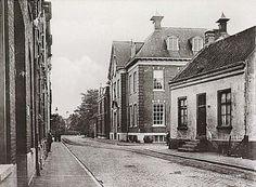 De Dommelstraat in het begin van de 20e eeuw.