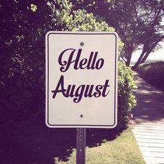 August! My birth month :))