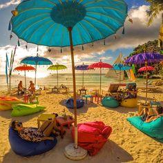 My secret happy place in Boracay.  Cheers! ☀️ #rodrajtraveldiaries - Boracay, Philippines