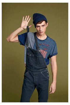 Desigual Herrenbroeken en Jeans. Bereid je voor op een atypische herfst/winter!