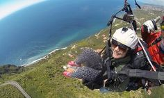 Madeira's pulse quickens with extreme sports and glamping