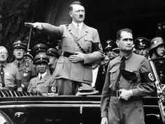 """""""Some people forget that the first country the nazis invaded was there own"""""""