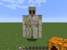 Student written tutorial: How to Make a Iron Golem in #Minecraft #stuvoice #stuchoice