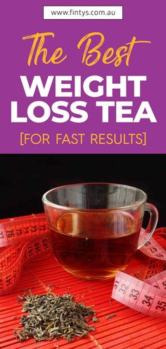 Tea is a metabolism booster, thus it can be said that it may be an equally effective tool for weight management after the process of weight loss is over. Give some of these weight loss teas a try and see how those pounds slowly fade away! . . . #Fintys #Fitness #Athlete #WeightLoss