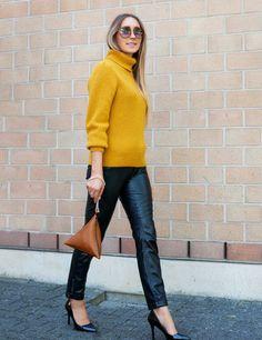 Tutorial: Faux leather pyramid purse