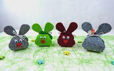 Osternest mal anders :) In diesen kleinen Hasen können kleine Geschenke oder Geldgeschenke super schnell und schön verpackt werden. #lakasa #blog #ostern #osternest #easter #geschenk #geschenkverpackung #hase #geldgeschenk #diy