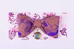 printed bow -tie  www.justynamedon.com
