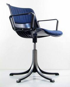 Osvaldo Borsani Tecno Modus adjustable desk by BomDesignFurniture