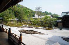 石庭、日本庭園
