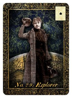 THE MYSTERY DECKS: Strangely Interesting Lenormand and Oracle Decks... from Duck Soup Productions: Nearly There....