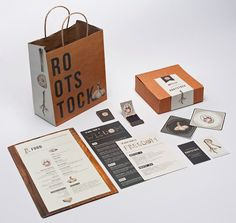 Rootstock (Student Project) on Packaging of the World - Creative Package Design Gallery