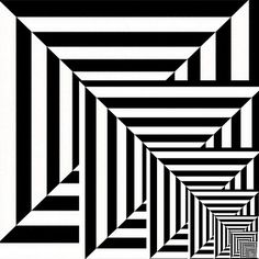 The post Op art appeared first on Frisuren Tips - People Drawing Grafik Art, Op Art Lessons, Optical Illusion Quilts, Optical Illusions Drawings, Opt Art, Illusion Kunst, Black And White Quilts, Black White, Quilt Modernen